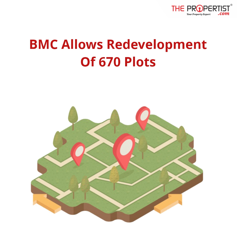 BMC allows re-development of 670 plots