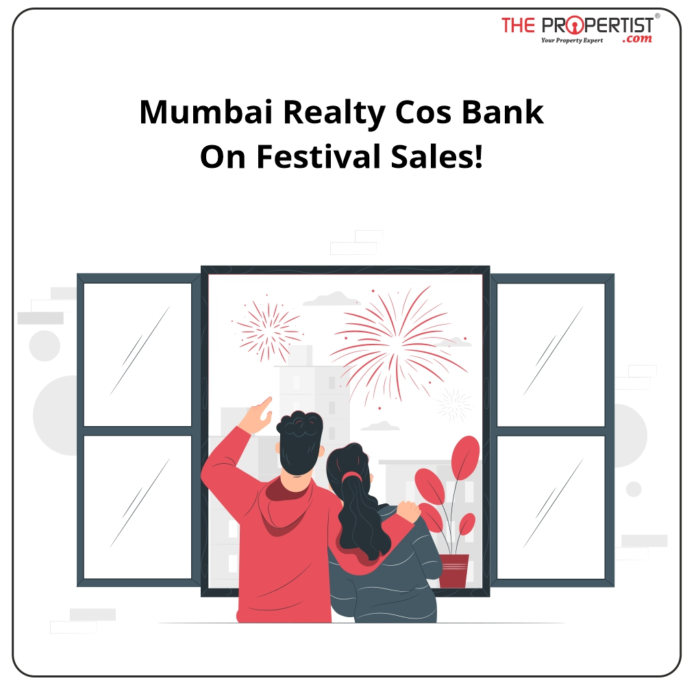 Mumbai realty cos bank on festival sales