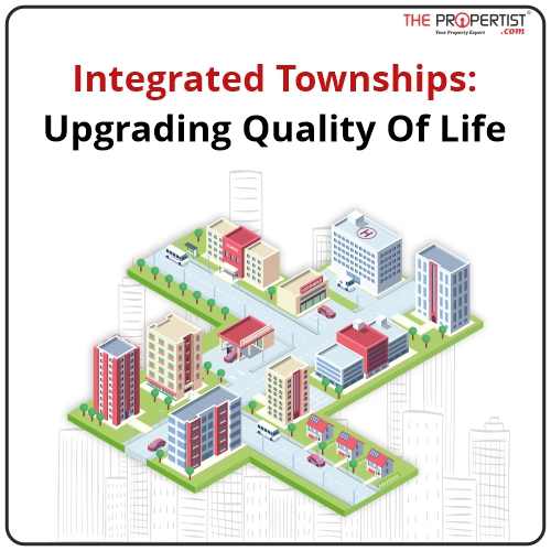 Integrated township is upgrading quality of living