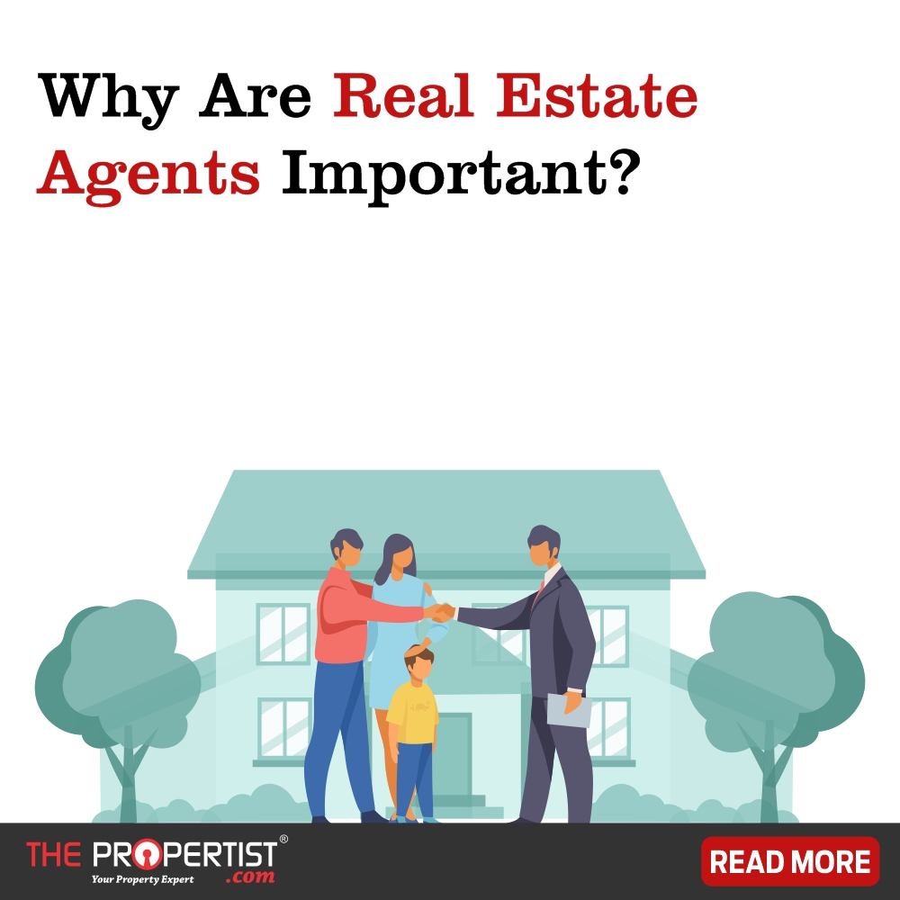 Why are Real Estate Agents important