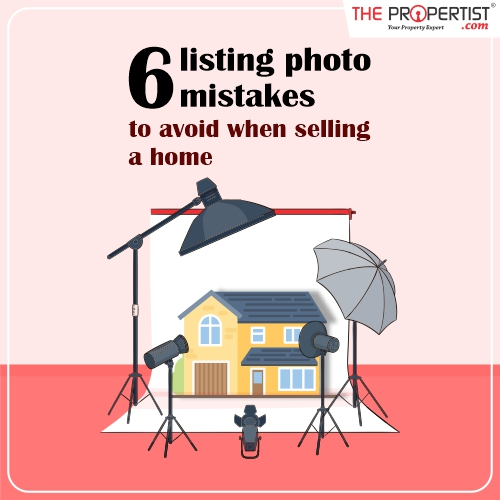 6 listing photo mistakes to avoid when selling a home